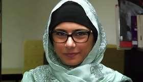 Fabulous Arabian whore revealing her milk cans