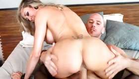 He hungered watching on babe who sucking his prick