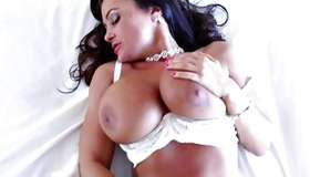 Large tittied magical hooker is sucked on vagina